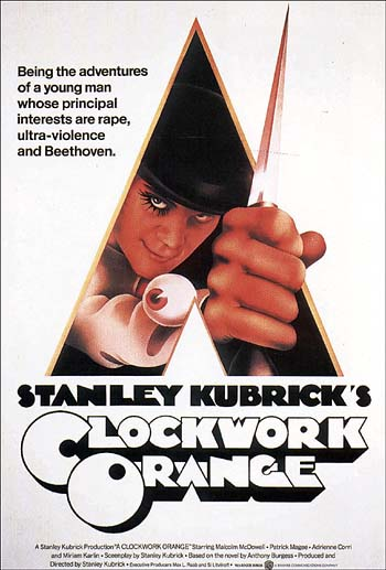 Clockwork Orange Illuminati