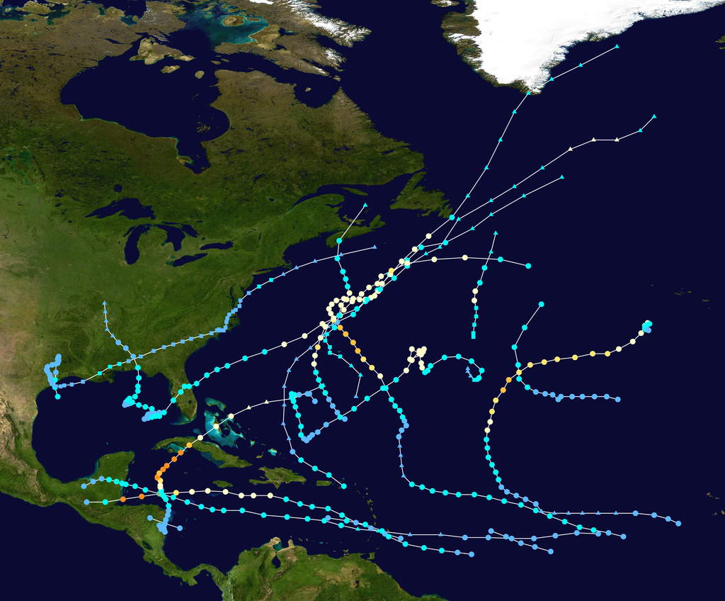 2001 hurricane season