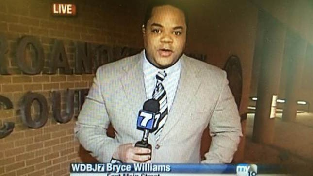 Vester Flanagan as Bryce Williams WDBJ 7