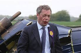 Nigel Farage plane crash