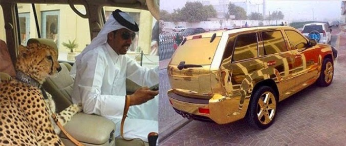 Rich Arabs