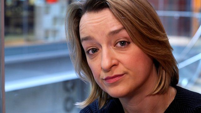 Laura Kuenssberg biased