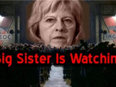 Big Sister Theresa May