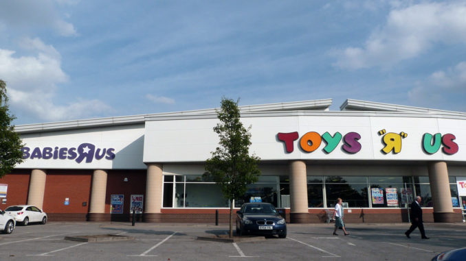 toys r us lincoln