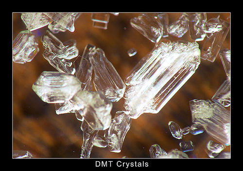 dmt crystals