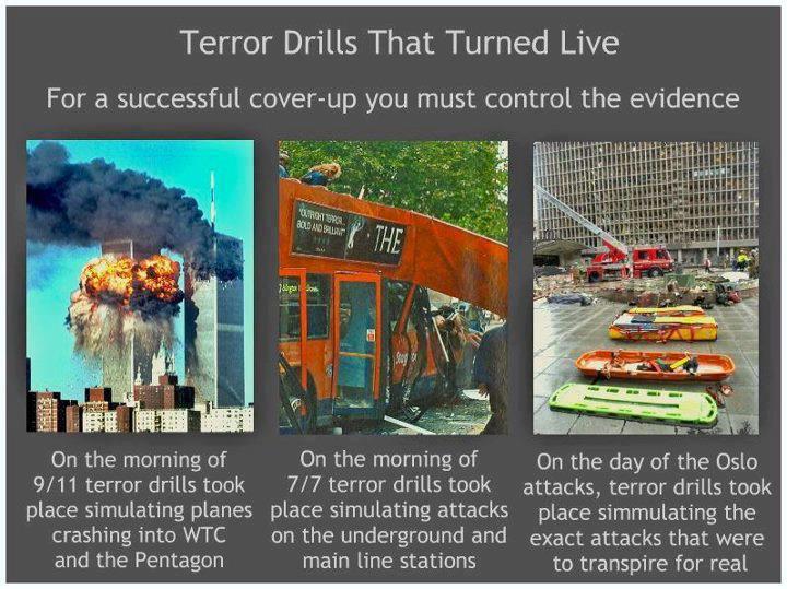Exploring The Terror Drills Meme With Tom Secker
