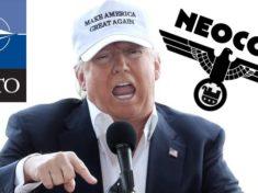 Donald Trump Neocon
