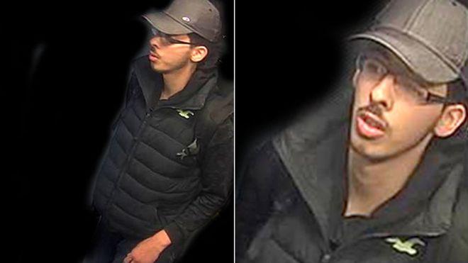 Abedi Manchester CCTV