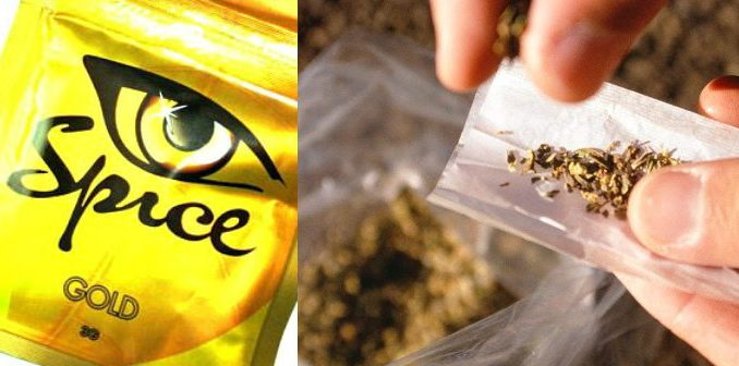 Spice synthetic cannabis